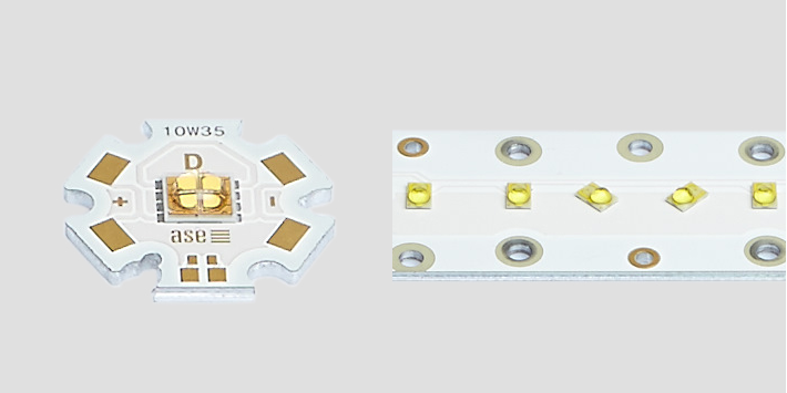 LED modules and systems